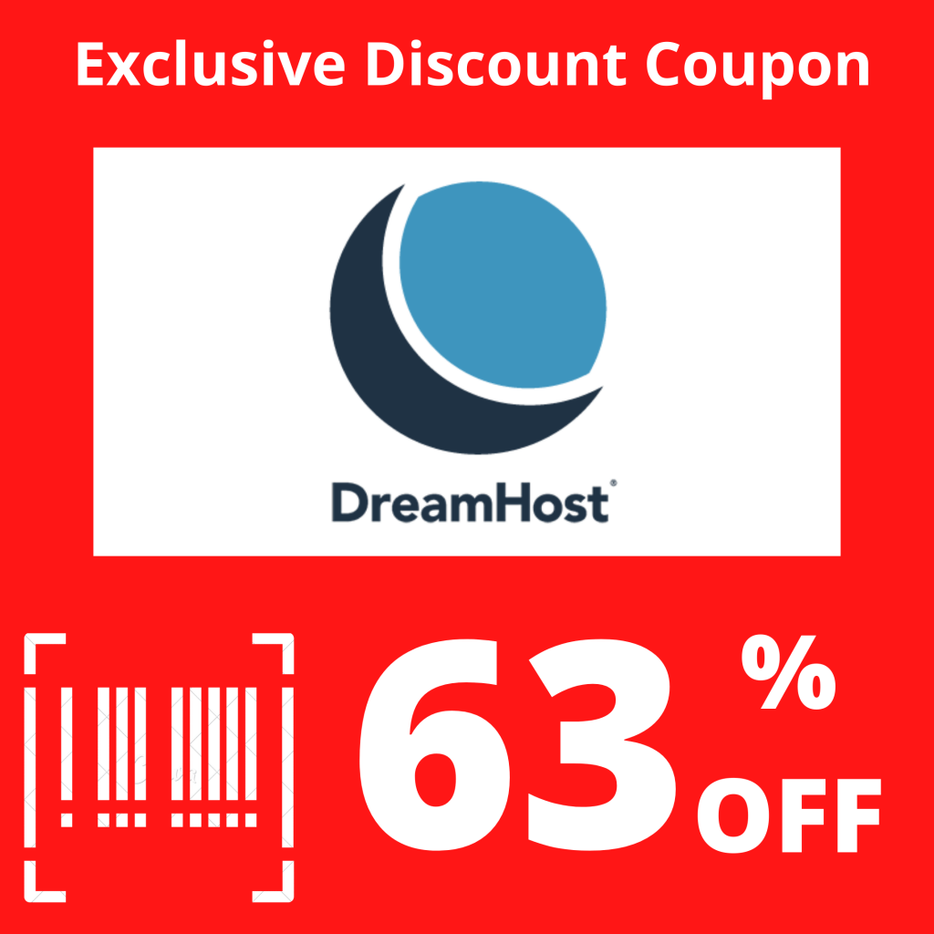 Dreamhost Exclusive Discount Coupon