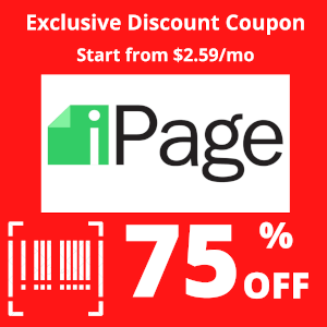 iPage discount coupon - best cheap web hosting plan