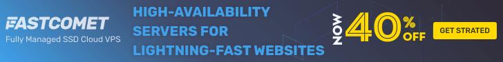 FastComet VPS